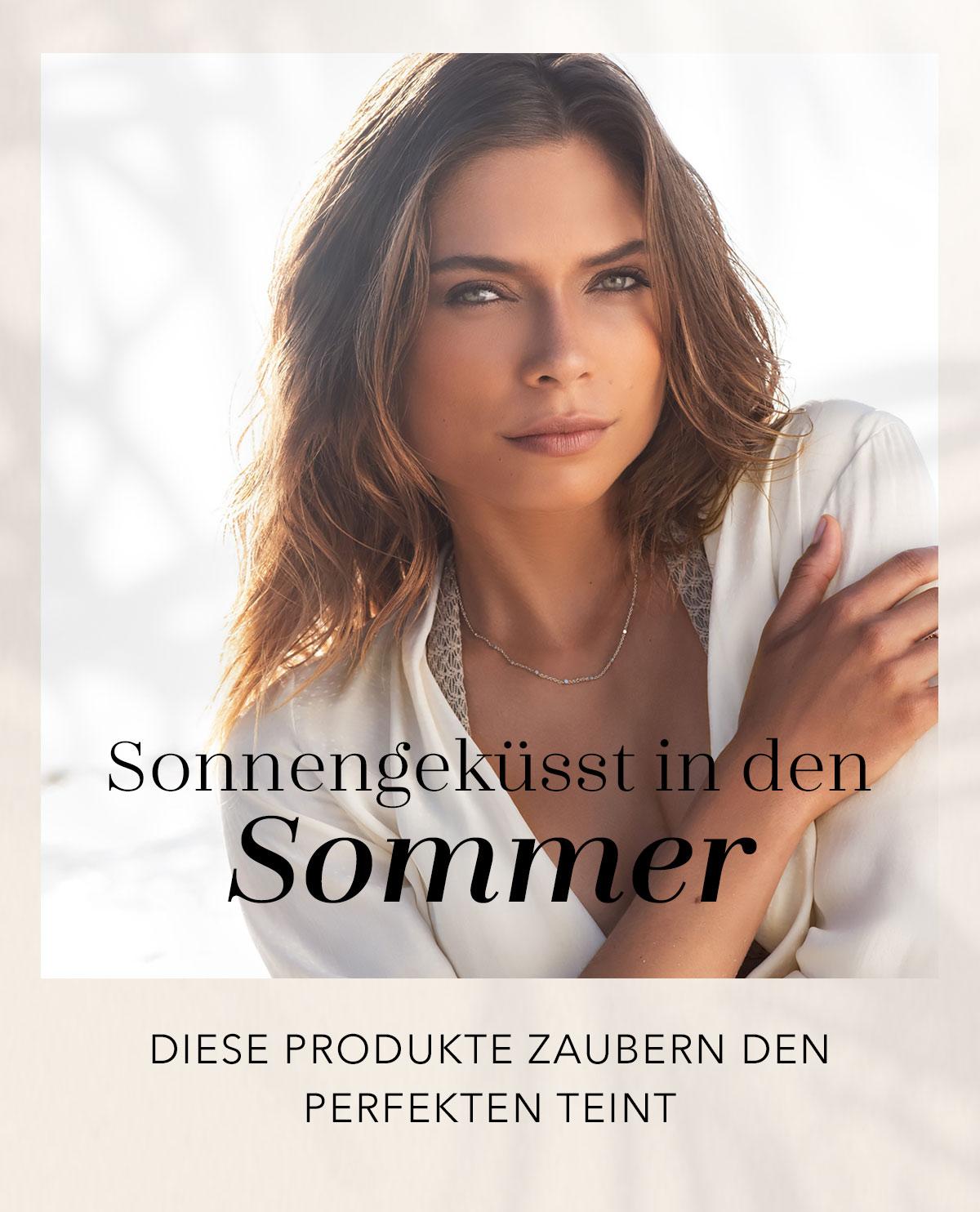 Sonnengeküsst in den Sommer