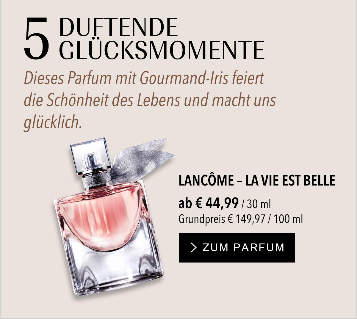 Lancôme La vie est belle  Eau de Parfum (EdP)